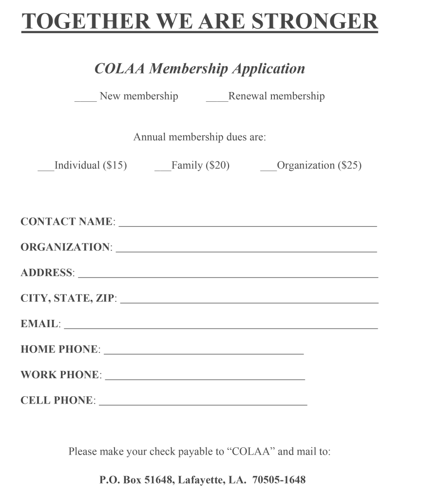 colaa-membeship-app